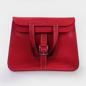 hermes halzan bag