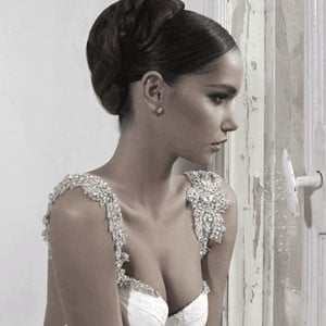 2015 bridal hairstyle