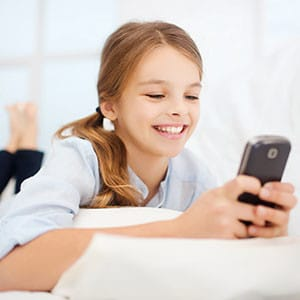 Monitoring your Childs Mobile