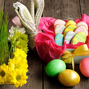 Easter Themed Candies